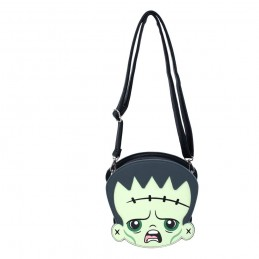 LOUNGEFLY UNIVERSAL MONSTERS CROSSBODY FRANKIE AND BRIDE