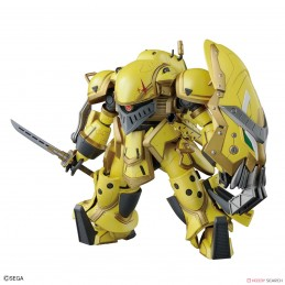 BANDAI HIGH GRADE HG SPIRICLE STRIKER MUGEN AZAMI 1/144 MODEL KIT