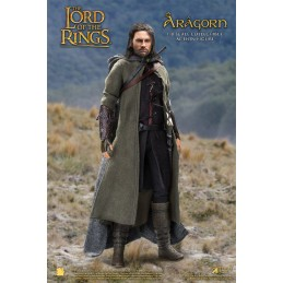 LORD OF THE RINGS ARAGORN ACTION FIGURE STAR ACE