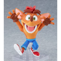 GOOD SMILE COMPANY CRASH BANDICOOT 4 NENDOROID ACTION FIGURE
