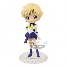 SAILOR MOON Q POSKET SUPER SAILOR URANUS 14 CM MINI ACTION FIGURE BANPRESTO