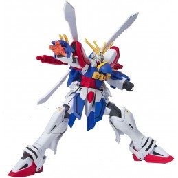 BANDAI HIGH GRADE HGFC GUNDAM GOD GF13-017NJII 1/144 MODEL KIT