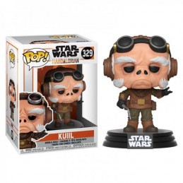 FUNKO POP! STAR WARS THE MANDALORIAN KUIIL BOBBLE HEAD KNOCKER FIGURE FUNKO