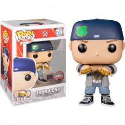 FUNKO POP! WWE - JOHN CENA BOBBLE HEAD KNOCKER FIGURE FUNKO
