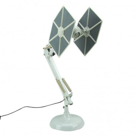 STAR WARS TIE FIGHTER POSABLE DESK LAMP LAMPADA DA TAVOLO