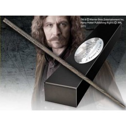 HARRY POTTER SIRIUS BLACK WAND BACCHETTA NOBLE COLLECTIONS