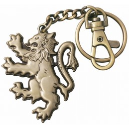 HARRY POTTER GRYFFINDOR GRIFONDORO METAL KEYCHAIN PORTACHIAVI KEYRING NOBLE COLLECTIONS