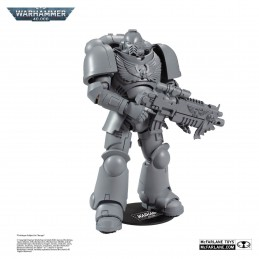 MC FARLANE WARHAMMER 40000 SPACE MARINE 18CM ACTION FIGURE