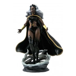 DIAMOND SELECT MARVEL GALLERY COMIC X-MEN STORM STATUE FIGURE