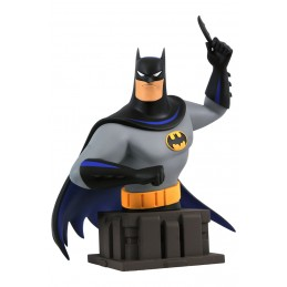 DIAMOND SELECT BATMAN THE ANIMATED SERIES BUST STATUE