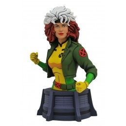 MARVEL X-MEN THE ANIMATED SERIES ROGUE BUSTO STATUA DIAMOND SELECT