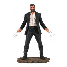 MARVEL PREMIER COLLECTION WOLVERINE LOGAN STATUA FIGURE DIAMOND SELECT