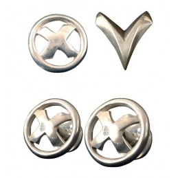 X-MEN PINS SPILLE PROP REPLICA SET DIAMOND SELECT