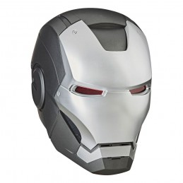 HASBRO MARVEL WAR MACHINE ELECTRONIC HELMET FULL SCALE CASCO 1/1