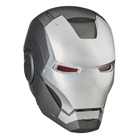 MARVEL WAR MACHINE ELECTRONIC HELMET FULL SCALE CASCO 1/1