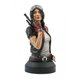 STAR WARS COMIC DOCTOR APHRA BUSTO STATUA DIAMOND SELECT