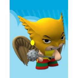 LITTLE MATES DC COMICS MINI FIGURE - HAWKWOMAN