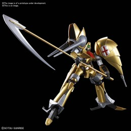 BANDAI HG HIGH GRADE OJI HEAVY METAL L-GAIM 1/144 MODEL KIT ACTION FIGURE