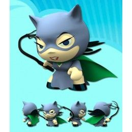 LITTLE MATES DC COMICS MINI FIGURE - CATWOMAN