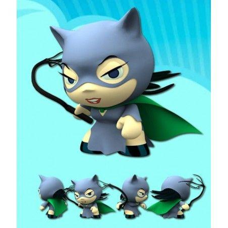 LITTLE MATES DC COMICS MINI FIGURE - CATWOMAN