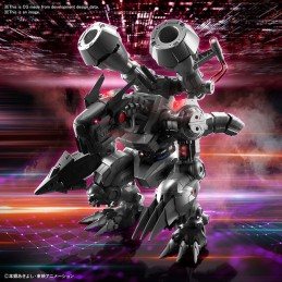BANDAI DIGIMON FIGURE RISE MACHINEDRAMON AMPLIFIED MODEL KIT FIGURE