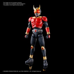 BANDAI FIGURE RISE MASKED RIDER KUUGA DECADE MODEL KIT ACTION FIGURE