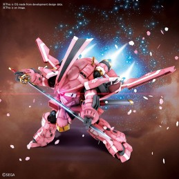 BANDAI SAKURA WARS SPIRICLE STRIKER SHISEIOBU SAKURA MODEL KIT ACTION FIGURE