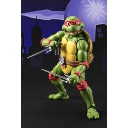 TMNT TEENAGE MUTANT NINJA TURTLES - RAFFAELLO FIGUARTS ACTION FIGURE BANDAI