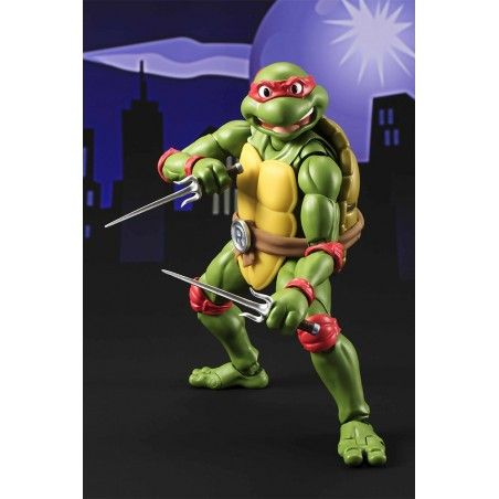 TMNT TEENAGE MUTANT NINJA TURTLES - RAFFAELLO FIGUARTS ACTION FIGURE