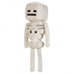 JINX MINECRAFT SKELETON PLUSH PELUCHE 30CM