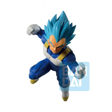 DRAGON BALL SUPER ICHIBANSHO SUPER SAIYAN GOD VEGETA PVC STATUA FIGURE