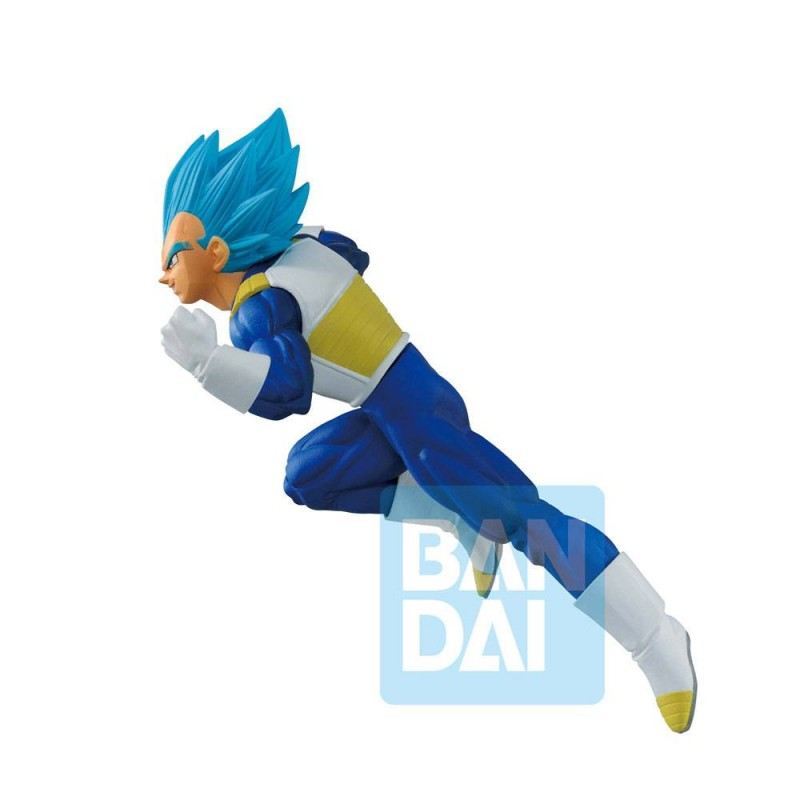 BANDAI DRAGON BALL SUPER ICHIBANSHO SUPER SAIYAN GOD VEGETA PVC STATUA FIGURE