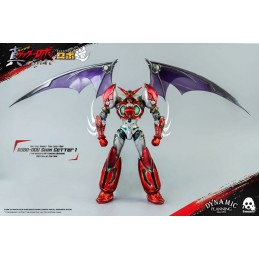 THREEZERO SHIN GETTER 1 ROBO DOU METALLIC ACTION FIGURE