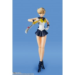 SAILOR URANUS ANIMATION COLOR EDITION S.H. FIGUARTS ACTION FIGURE BANDAI