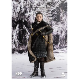 THREEZERO GAME OF THRONES ARYA STARK ACTION FIGURE