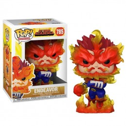 FUNKO POP! MY HERO ACADEMIA ENDEAVOR BOBBLE HEAD KNOCKER FIGURE FUNKO