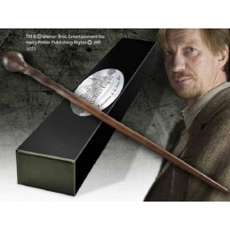 NOBLE COLLECTIONS HARRY POTTER REMUS LUPIN WAND BACCHETTA