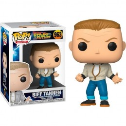 FUNKO POP! BACK TO THE FUTURE BIFF TANNEN BOBBLE HEAD KNOCKER FIGURE FUNKO