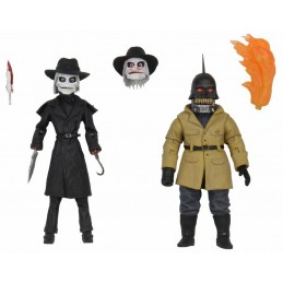 PUPPET MASTER ULTIMATE BLADE AND TORCH ACTION FIGURE NECA