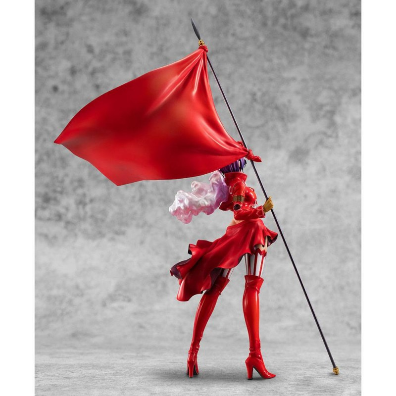 MEGAHOUSE ONE PIECE EXCELLENT MODEL P.O.P. BELO BETTY STATUE FIGURE
