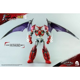 THREEZERO SHIN GETTER 1 ROBO DOU ANIME COLOR ACTION FIGURE