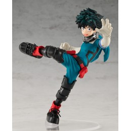 MY HERO ACADEMIA IZUKU MIDORIYA POP UP PARADE STATUA FIGURE TAKARA TOMY