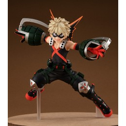 TAKARA TOMY MY HERO ACADEMIA KATSUKI BAKUGO POP UP PARADE STATUA FIGURE