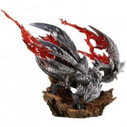 CAPCOM MONSTER HUNTER VALPHALK FIGURE BUILDER CREATORS MODEL STATUA FIGURE