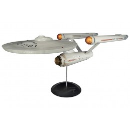 POLAR LIGHTS STAR TREK USS ENTERPRISE 1/350 REPLICA FIGURE