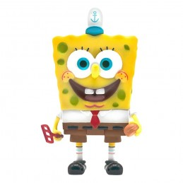 SPONGEBOB SQUAREPANTS REACTION SPONGEBOB ACTION FIGURE SUPER7