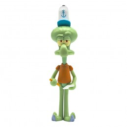 SPONGEBOB SQUAREPANTS REACTION SQUIDWARD SQUIDDI ACTION FIGURE SUPER7