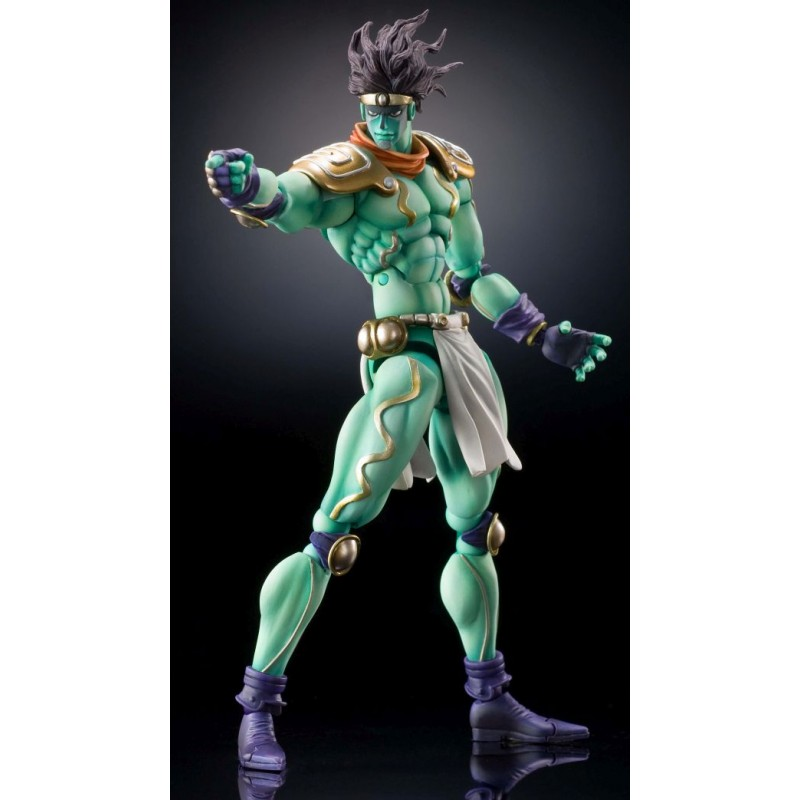 JOJO BIZARRE ADVENTURE STARDUST CRUSADERS CHOZOKADO ACTION FIGURE MEDICOS ENTERTAINMENT