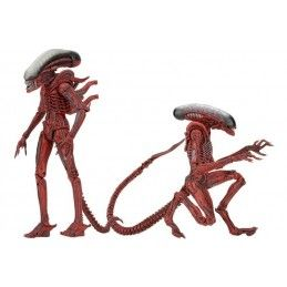 NECA ALIENS GENOCIDE BIG CHAP AND DOG ALIEN 2-PACK ACTION FIGURE