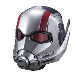 MARVEL AVENGERS ELECTRONIC HELMET ANT MAN FULL SCALE CASCO 1/1 HASBRO